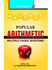 Popular Arithmetic Multiple Choice Questions