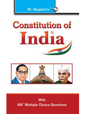 Constitution of India: with Multiple Choice Questions