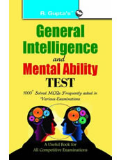 General Intelligence Test & Mental Ability Test
