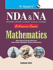 NDA & NA Mathematics Entrance Exam Guide