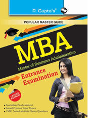 MBA Entrance Examinations Guide