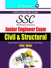 SSC : Junior Engineers (Civil & Structural) Exam Guide