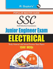 SSC: Junior Engineer (Electrical) Exam Guide