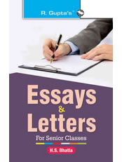 Essays and Letters for Senior Classes (Two Colour)