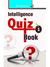 Intelligence Quiz Book Vol.-1
