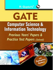 GATE: Computer Science and Information Technology Previous Papers & Practice Test Paper (Solved)