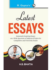 Latest Essays