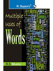 Multiple Uses of Words