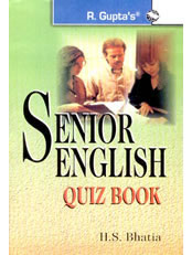 Senior English Quiz Book