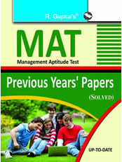 MAT (Management Aptitude Test) Previous Years' Papers (Solved)