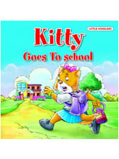 Kitty-Goes to School