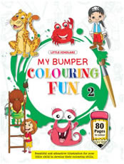 Bumper Colouring Fun - 2
