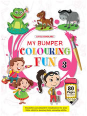 Bumper Colouring Fun - 3