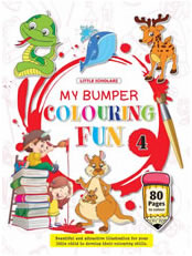 Bumper Colouring Fun - 4