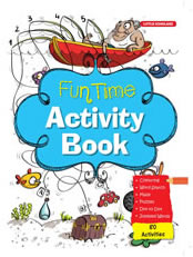 Fun Time Activity Book