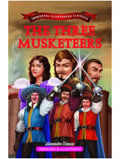 Immortal Illustrated Classics - The Three Musketeers