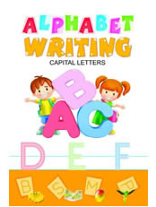 Alphabet Writing: Capital Letters