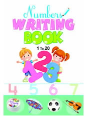 Number Writing Book-1 to 20