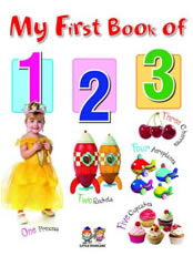 My First Book of 123