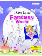 I Can Draw - FANTASY WORLD
