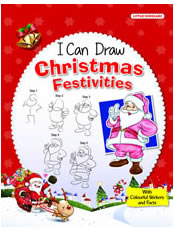 I Can Draw - CHRISTMAS FESTIVITIES