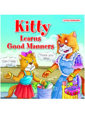 Kitty Learns Good Manners
