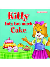 Kitty Eats Too Much Cake
