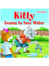Kitty Learns to Save Water