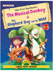 Tales from Panchtantra-The Musical Donkey & The Shepherd Boy and the Wolf