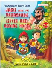 FASCINATING FAIRY TALES-Jack and the Beanstalk &Little Red Ridinghood