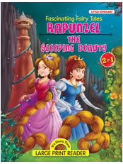FASCINATING FAIRY TALES-Rapunzel& The sleeping Beauty