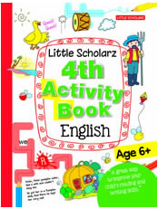 Little Scholarz 4th Activity Book English