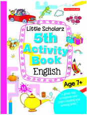 Little Scholarz 5th Activity Book English