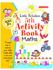 Little Scholarz 5th Activity Book Maths