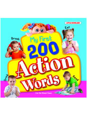 My first 200 action words