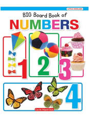 Big Board Book of Numbers