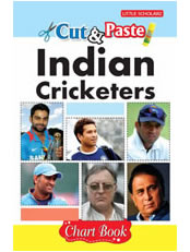 Cut & Paste - Indian Cricketers
