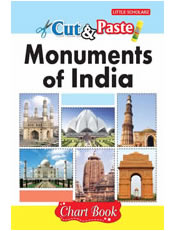 Cut & Paste - Monuments of India