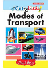 Cut & Paste - Modes of Transport
