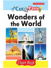 Cut & Paste - Wonders Of The World