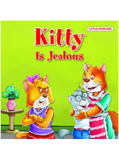 Kitty-Is Jealous