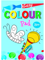 Easy Colour Pad - Blue