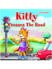 Kitty-Crosses the Road