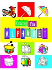 Colouring Fun - Alphabet