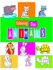 Colouring Fun - Animals
